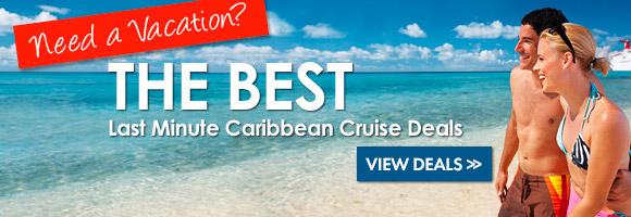 Last Minute Caribbean Cruise Deals