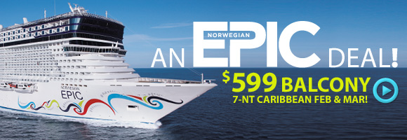 NCL Epic Caribbean Deal