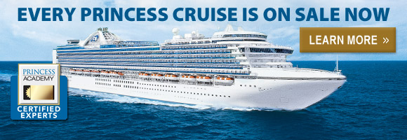 All Princess Cruises are on Sale!