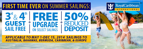 Royal Caribbean March Sale