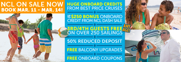Royal Caribbean Super Saturday Sale - Today Only!