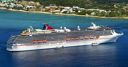 Carnival Cruise Lines Pride
